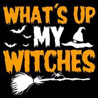 Lo que pasa mis brujas