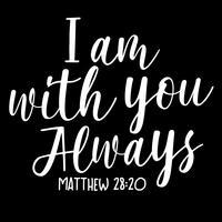 Eu estou contigo sempre