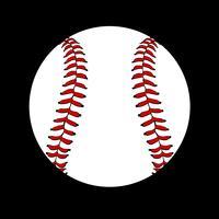 Design de vetor de beisebol