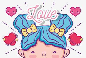 Kids and love