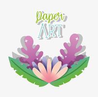 Dibujos animados de arte de papel