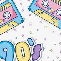 Pop art 1990s cartoons