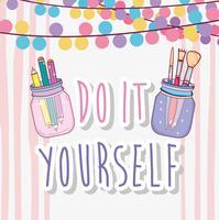 Faites-le vous-même artisanat