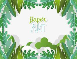 Papperskonsttecknader