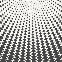 Abstract black square mesh pattern design background.