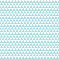 Abstract blue sky triangle pattern seamless design on white background vector. illustration vector eps10