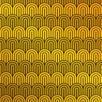 Abstract luxury mustard yellow and black pattern of circle pattern background. You can use for ad, print, cover design.