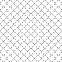 Abstract seamless geometric line pattern background. vector