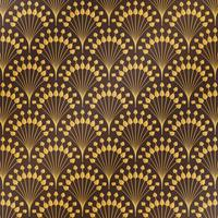 Abstract antique classic gold luxury art deco floral pattern background. You can use for cover style, print, ad, poster, artwork.