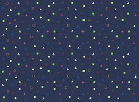 Abstract colorful pattern of geometric background.