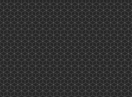 Abstract of pentagonal shape pattern background.