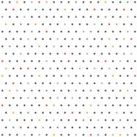 Abstract of color minimal dot pattern background.