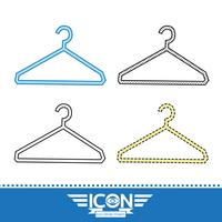Clothes Hanger Icon