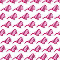 Shopping Cart Icon pattern background
