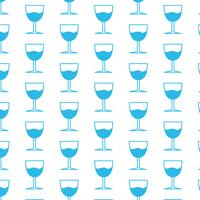 Glass Drink Hintergrundmuster
