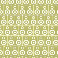 Audio speakers pattern background