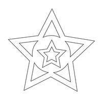 star favorite icon