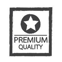 Icono de calidad premium vector