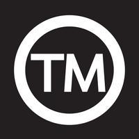 Symbole de marque de commerce