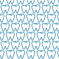 Tooth pattern background