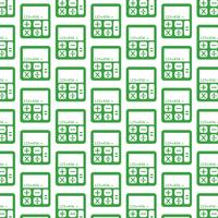 calculator pattern background