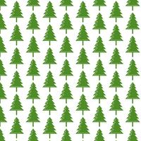 Pattern background christmas tree icon