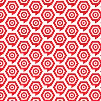 Pattern background target bubble icon