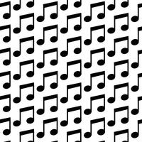 Music Note Icon de fond