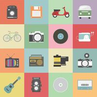 retro gadget icon