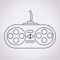 Gamecontroller-Symbol