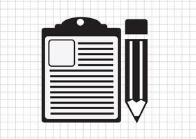 checklist icon  Symbol Sign