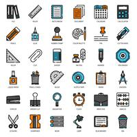 Stationary filled outline icon