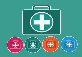 Erste-Hilfe-Kasten-Symbol