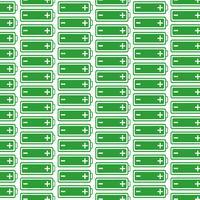 Ícone de web de bateria de fundo padrão