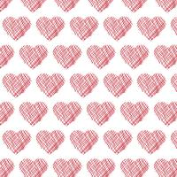 hearts pattern background