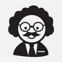 Scientist Or Professor icon