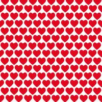 Sinal de símbolo de fundo do coração