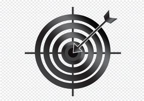 Zielsymbol Symbol Zeichen