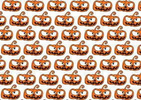 Halloween Pumpkin Background
