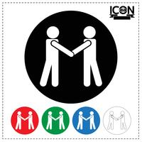 People Handshake Icon