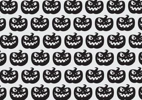 Fundo de abóbora de Halloween