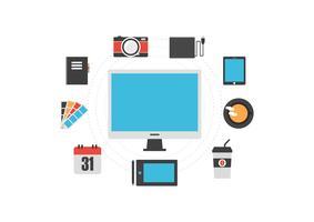 Grafik-Designer-Gadget