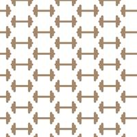 Dumbbell pattern background