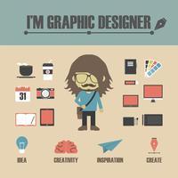 grafisk designer gadget
