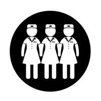 Stewardess-Symbol