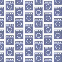Fondo de patrón de lavadora