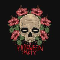 HALLOWEEN PARTY ART. File EPS, Editable Easy layering
