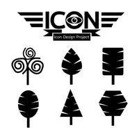 tree icon  symbol sign