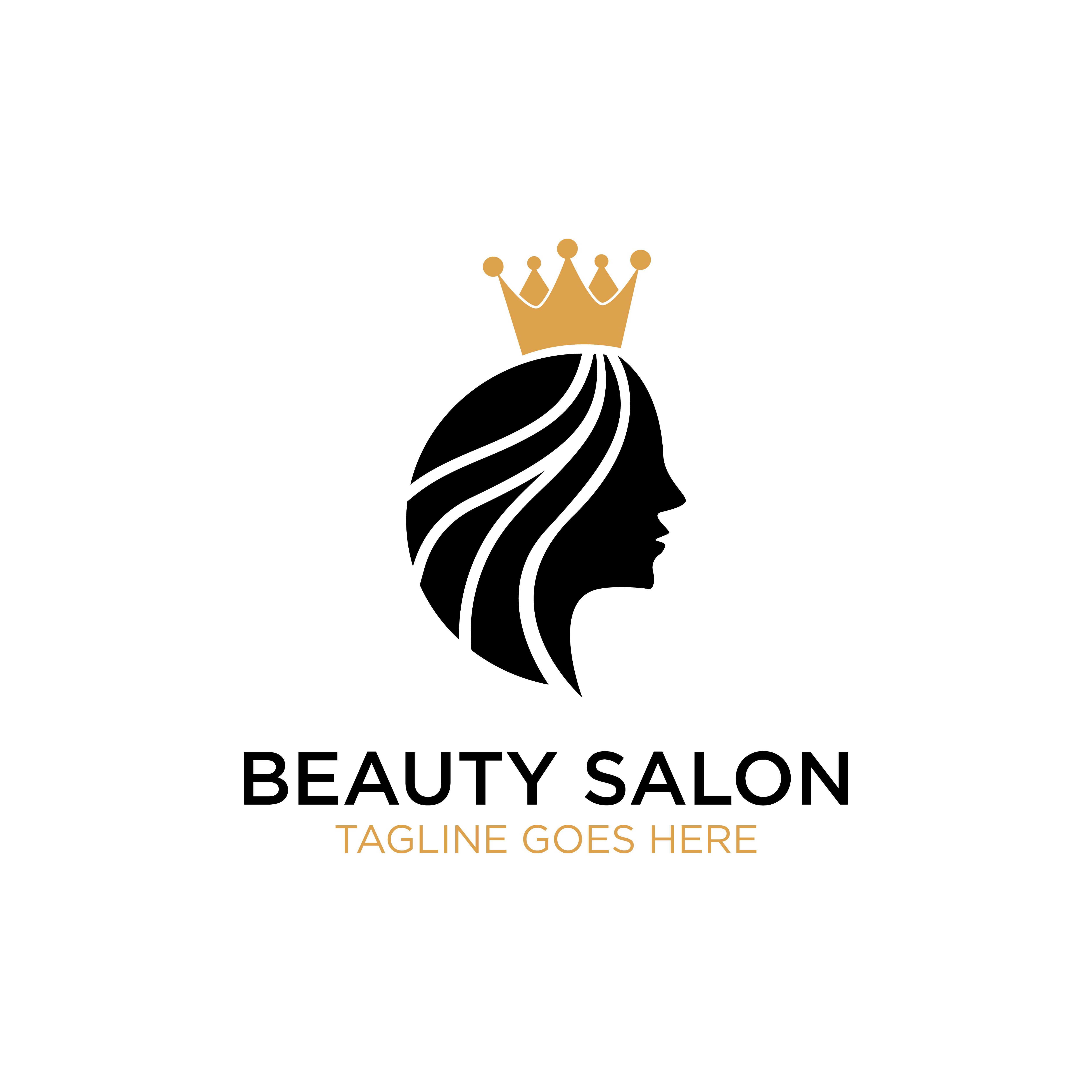 Beauty Salon Logo Design Inspiration Download Free Vectors Clipart Graphics Vector Art