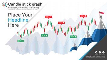 Candlestick-Muster sind eine Art Finanzdiagramm.